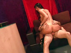 Lusty heavy chested milf Eva Karera with huge round ass
