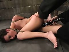 Kitti Vicious in Bondage pt. 2