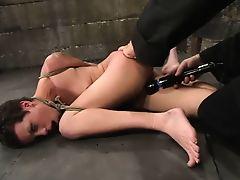 Kitti Vicious in Bondage pt. 2