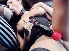 Her after an orgasm does came a black cock