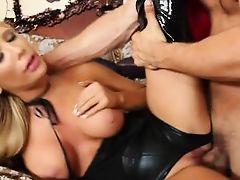 Tasha Reign Gets Fucked On Halloween HD