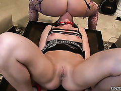 Adorably sexy seductress Sophie Dee and Ariel X