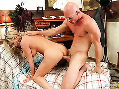Johnny Sins cant wait any longer to stuff
