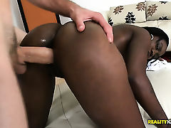 Piercings ebony Coco with round bottom and