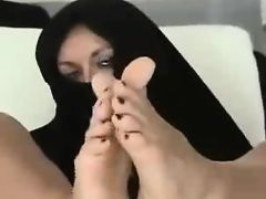 Arabian barefoot dream