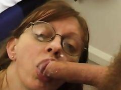 Amateur English Slutwife MMF Threesome - Christine