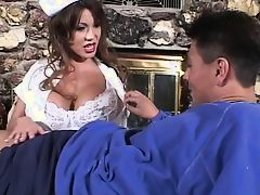 Big Tits Ava is the Nurse