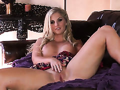 Natalie Nice with gigantic knockers and