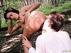 Danny D bangs Keira Knight in her mouth