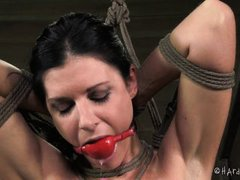 milf india gets her nipples pinched