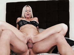 Emma Starr and hard cocked guy