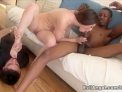 Crazy pornstars Casey Calvert, Isiah Maxwell in Amazing Interracial, Cuckold xxx video