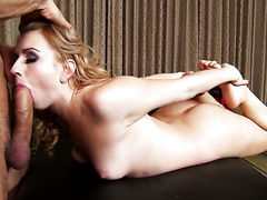 Lexi Belle just feels intense sexual desire