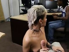 Guy pawns his girlfriends pussy for money