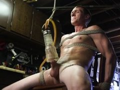cock torture for zane anders