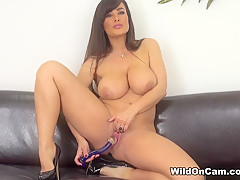 Best pornstar Lisa Ann in Exotic Masturbation, Big Tits porn video