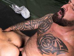 Marc Angelo and Amir Badri - HairyAndRaw