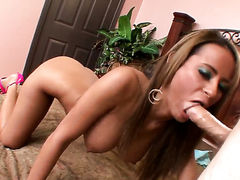 Jodi Bean gets her mouth fucked