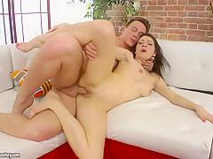 Best pornstar in Crazy Hardcore, Blowjob sex video