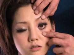 japan eyes lick fetish