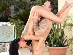 Raven Bay & Kurt Lockwood in My Dad Shot Girlfriend