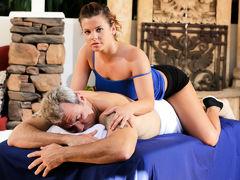 Keisha Grey & Steven St. Croix inThe Masseuse #09, Scene #04