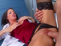 Horny pornstar in Fabulous Big Tits, Black and Ebony porn video