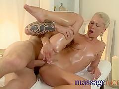 Horny pornstar in Crazy Massage, BBW xxx video