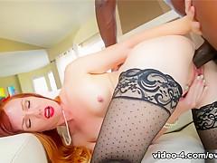 Horny pornstars Lexington Steele, Dani Jensen in Incredible Stockings, Natural Tits adult video