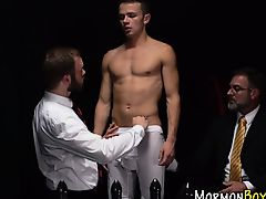 Mormon toyed and banged
