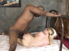 Lustful porn diva Nicki Blue gets her ass ass way fucked by