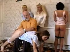 Incredible amateur Spanking, Fetish xxx clip