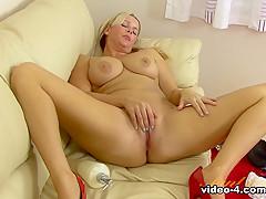 Amazing pornstar in Exotic MILF, British xxx clip