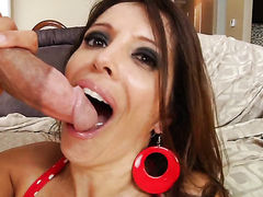 Anthony Rosano wants this blowjob session with hard dicked fuck buddy Mark Wood to last forever