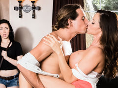 Tyler Nixon in My Daughter's Boyfriend #13, Scene #04 - SweetSinner