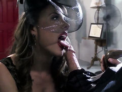 Chanel Preston with gigantic knockers has sex