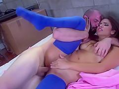Amazing pornstar Isabella Desantos in hottest latina, big ass porn scene