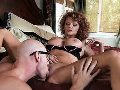 Johnny Sins explores the depth of dangerously
