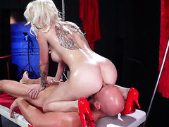 Johnny Sins is one hard-dicked dude
