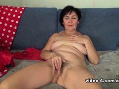 Yulya in Masturbation Movie - AtkHairy