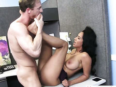 Ryan Mclane is horny and cant wait any more