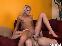Hotty engulfing and anal drilling
