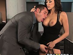 Brazzers - Big Tits at Work -  How To Fuck In