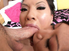 Exotic Tia Ling does dirty things with hard cocked bang buddy  : Pornalized.com naked video