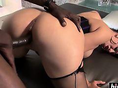 Sucking dick with amazing Madison Rose
