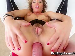 Horny pornstar Sheena Shaw in Best Anal, Pornstars sex movie