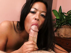 Exotic Mia Lelani has interracial sex experience of her lifetime