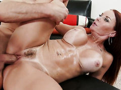 Mature Janet Mason loves to fuck and