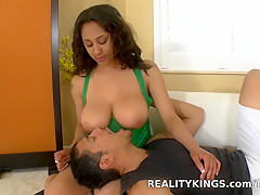 Incredible pornstar in Fabulous Shaved, Facial porn movie