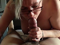 Yummy Blonde Milf With Big Boobs Fucking